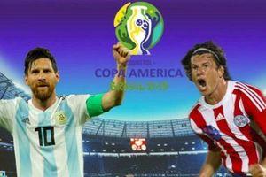 Soi kèo, tỷ lệ cược Argentina vs Paraguay: Không còn đường lùi