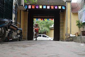 Ảnh, clip: Khám phá con đường nhiều cổng làng nhất Hà Nội