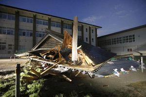 Nhật Bản đánh giá thiệt hại sau trận động đất mạnh 6,7 độ