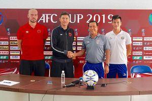 AFC Cup 2019: B.Bình Dương đặt mục tiêu giành chiến thắng Makassar