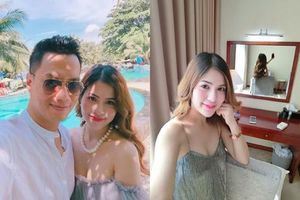Soi gu thời trang cực gợi cảm của vợ hai Việt Anh vừa ly hôn