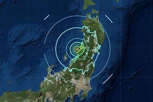 Nhật công bố thông tin tổn thất sau trận động đất gây cảnh báo sóng thần