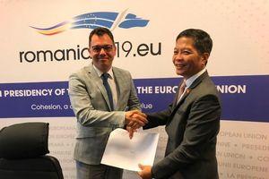 Việt Nam và Ru-ma-ni tích cực thúc đẩy hợp tác song phương