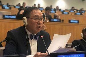 Philippines cảm ơn Việt Nam trước Liên Hiệp Quốc