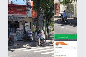 Cảnh cáo một trường hợp xe ôm truyền thống tấn công Grab Bike giành địa bàn
