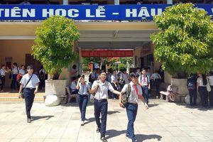 Chỉ 33% học sinh thi tuyển sinh lớp 10 Khánh Hòa trên điểm trung bình môn văn