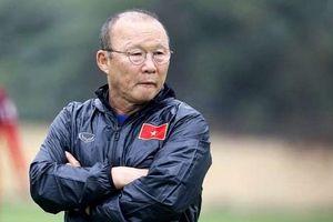 'Chúng tôi tin rằng sẽ gia hạn hợp đồng được với HLV Park Hang Seo'