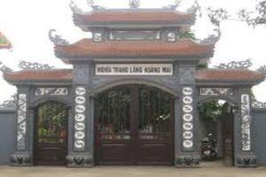 Hoàng Mai (Hà Nội): Cần sớm giải quyết dứt điểm vụ việc tại nghĩa trang Ao Đường