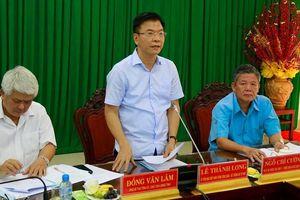 Bộ trưởng Lê Thành Long làm việc với tỉnh Trà Vinh: Đẩy mạnh giải quyết công tác quốc tịch, hộ tịch có yếu tố nước ngoài