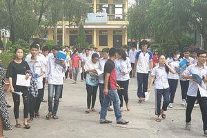 Nam Định công bố điểm chuẩn, tuyển tiếp chỉ tiêu lớp 10 công lập
