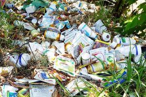 Vẫn chưa có giải pháp triệt để xử lý 'rác thải nguy hại' trong nông nghiệp