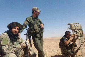Quân đội Syria phản công ác liệt, tiêu diệt 35 tay súng và 7 xe quân sự phiến quân