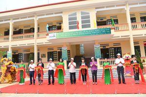 Vietcombank tài trợ 3 tỷ đồng xây dựng Trường TH&THCS Viễn Sơn, Yên Bái