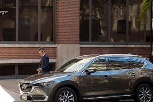 Mazda CX-8 có giá bán chính thức từ 1,1 tỷ đồng