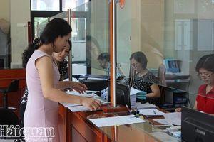 KBNN Điện Biên từng bước thực hiện dịch vụ công trực tuyến