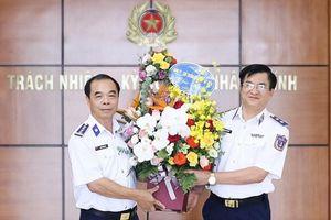 Thủ tướng Chính phủ bổ nhiệm Đại tá Trần Văn Nam làm Phó Tư lệnh Cảnh sát biển