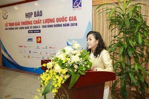 Bộ KH&CN trao Giải vàng Chất lượng Quốc gia cho Tập đoàn Tân Hiệp Phát