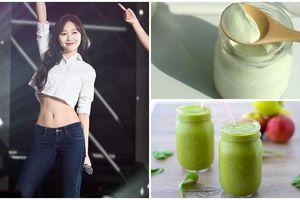 5 công thức nước trà xanh siêu ngon lại giúp bạn gái giảm cân mà chẳng cần tập luyện vất vả