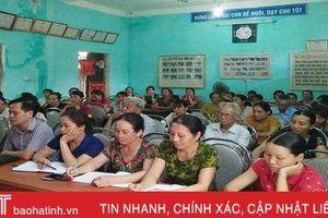 Cơ hội cho các xã vùng biên Hà Tĩnh nâng cao chất lượng dân số