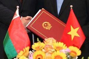 Thúc đẩy tình đoàn kết hữu nghị giữa Việt Nam và Belarus