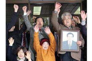Hàn Quốc muốn lập quỹ chung với Nhật Bản bồi thường lao động cưỡng bức thời chiến