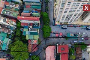 Hà Nội: Cận cảnh dự án mở rộng ngõ 102 Trường Chinh gần 15 năm nằm im trên giấy