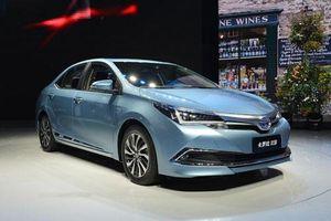Top 10 ôtô được ưa chuộng nhất tại Trung Quốc: Toyota Corolla góp mặt