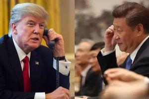 Ông Tập Cận Bình gọi điện cho Donald Trump đề nghị gặp gỡ tại Osaka để giải quyết bất đồng