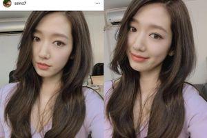 Goo Hye Sun - Park Shin Hye bất ngờ nối tóc dài, Lee Min Ho thoải mái 'du hí' ở Paris