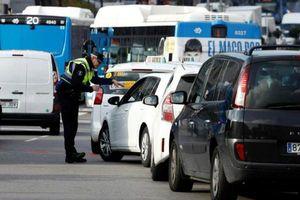 Madrid sẽ tạm dừng lệnh hạn chế ô tô trong trung tâm thành phố