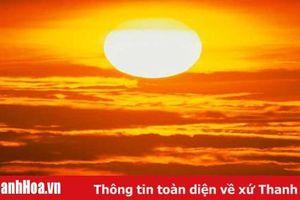 Thời tiết ngày 19-6: Thanh Hóa nắng nóng và nắng nóng gay gắt trên diện rộng