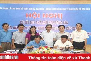 Bảo đảm quyền lợi cho người lao động Khu Kinh tế Nghi Sơn và các Khu công nghiệp