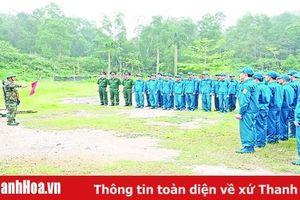 Bộ Chỉ huy Quân sự tỉnh tăng cường công tác rèn luyện kỷ luật