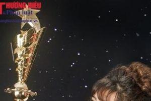 Đoàn Thị Huệ đạt giải Nhì - Trang điểm nghệ thuật tại cuộc thi 'Ngôi sao Thương hiệu Thẩm mỹ Việt Nam lần thứ I'