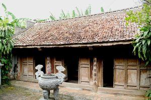 Thăm gian nhà xưa của cụ 'Tam nguyên Yên Đổ'