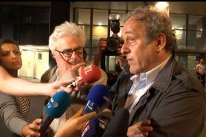 Cựu chủ tịch UEFA Michel Platini được phóng thích sau khi bị tạm giữ