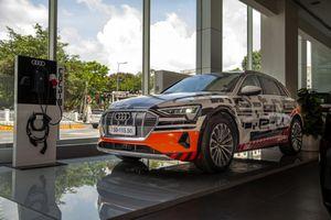Audi sẽ bán mẫu xe điện e-tron tại Việt Nam?