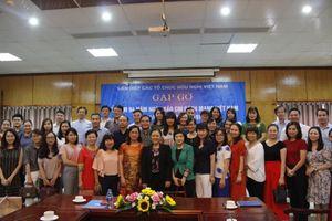 Mong báo chí luôn đồng hành, sát cánh cùng Liên hiệp các tổ chức hữu nghị Việt Nam
