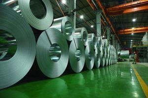Áp dụng biện pháp mạnh với sản phẩm thép từ Trung Quốc và Hàn Quốc