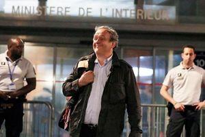 Cựu Chủ tịch UEFA - Michel Platini bất ngờ được thả tự do