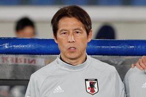 HLV Nhật Bản đánh bại Colombia ở World Cup muốn dẫn dắt Thái Lan