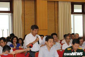 'Dự án đường sắt Cát Linh – Hà Nội đội vốn và chậm tiến độ, ai chịu trách nhiệm?'