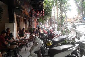 Quận Hai Bà Trưng (Hà Nội): Đua nhau lấn chiếm vỉa hè, lòng đường
