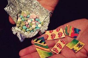 Nguy hiểm từ những loại ma túy mới
