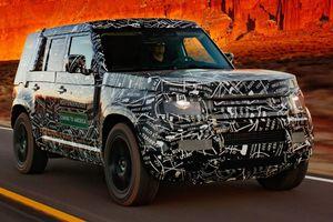 Land Rover Defender 2020 tung bản đặc biệt hút khách hàng Trung Quốc