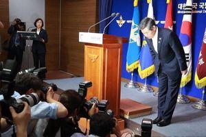 Quân đội Hàn Quốc xin lỗi vì để lọt thuyền Triều Tiên vượt biên