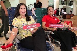 Hành trình Đỏ tiếp nhận gần 10.000 đơn vị máu sau 8 ngày