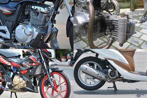 Có bao nhiêu hệ thống làm mát động cơ được trang bị trên xe máy?