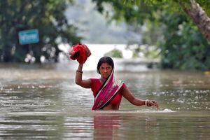 Các nước nghèo mất 390 tỷ USD/năm do thiên tai phá hoại cầu, đường cũ
