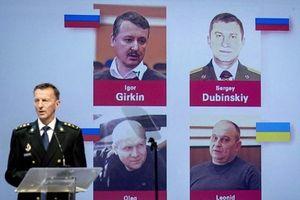 Nghi phạm người Nga phản ứng sau khi bị buộc tội bắn rơi MH17